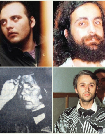 Serial Killers from Greece.